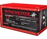 Winchester Super-X 22 WMR 28 Gr Jacketed Hollow Point Lead Free