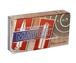 Hornady Superformance Match 223 Remington Ammo 75 Grain HPBT