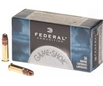Federal Game-Shok 22 Long Rifle Ammo 38 Grain Copper Plated Hollow Point