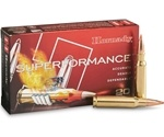 Hornady Superformance 300 Winchester Magnum Ammo 180 Gr SST