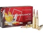 Hornady Superformance 300 Winchester Mag Ammo 150 Gr GMXBT