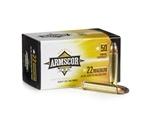 Armscor USA 22 WMR Ammo 40 Grain Jacketed Hollow Point