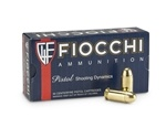 Fiocchi Shooting Dynamics 45 ACP AUTO Ammo 230 Grain FMJ