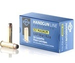 Prvi Partizan 357 Magnum Ammo 158 Grain Semi-Jacketed HP