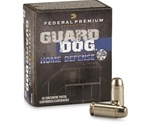 Federal Guard Dog 40 S&W Ammo 135 Grain Full Metal Jacket