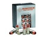 Magtech First Defense 380 ACP AUTO Ammo 77 Grain Solid Copper Hollow Point Lead Free