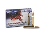 Federal American Eagle 223 Remington Ammo 55 Grain FMJ BT