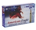 Federal Lake City 7.62x51mm NATO 308 Winchester 149 Gr. Full Metal Jacket Ammo
