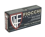 Fiocchi Shooting Dynamics 380 ACP AUTO Ammo 95 Grain Full Metal Jacket