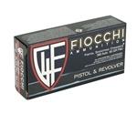 Fiocchi Shooting Dynamics 380 ACP AUTO Ammo 95 Grain Full Metal Jacket