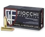 Fiocchi Shooting Dynamics 357 Magnum Ammo 142 Grain FMJ