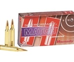 Hornady Superformance Match 308 Winchester Ammo 178 Grain BTHP