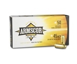 Armscor USA 45 ACP AUTO Ammo 230 Grain Full Metal Jacket