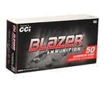 CCI Blazer 10mm AUTO Ammo 200 Grain Total Metal Jacket Aluminum