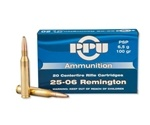 Prvi Partizan 25-06 Remington Ammo 100 Grain Pointed Soft Point