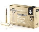 Prvi Partizan Match 6.5x55mm Swedish Mauser Hollow Point Boat Tail