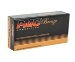 PMC Bronze Ammo 45 ACP AUTO 230 Grain Full Metal Jacket Ammunition