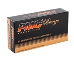 PMC Bronze 40 S&W 180 Grain Full Metal Jacket