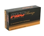 PMC Bronze 40 S&W Ammo 165 Grain Full Metal Jacket