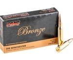 PMC Bronze 308 Winchester 147 Grain Full Metal Jacket