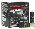 """Winchester Blind Side 12 Gauge 3"""" 1 3/8oz. #BB Shot NTSS"""