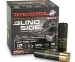 """Winchester Blind Side 12 Gauge 3 1/2"""" 1 5/8oz. #BB Shot NTSS"""