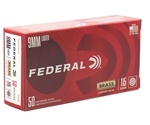 Federal Champion 9mm Luger 115 Grain Full Metal Jacket
