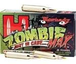 Hornady Zombie Max 308 Winchester Ammo 168 Grain Z-Max