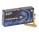 Federal Power-Shok 30-30 Winchester Ammo 170 Grain SPRN