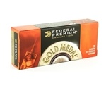 Federal Gold Medal 223 Remington Ammo 77 Gr Sierra MatchKing HP