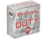 Hornady Critical Duty 9mm Luger Ammo 135 Grain FlexLock