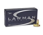 Speer Lawman CleanFire 357 SIG Ammo 125 Grain TMJ