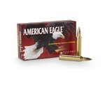 Federal American Eagle 223 Remington Ammo 55 Grain FMJ