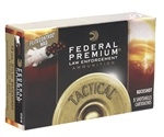 "Federal Law Enforcement 12 Gauge Ammo 2-3/4"" 00 Buckshot 8 Pellet"