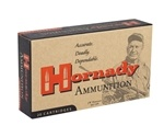 Hornady Custom Rifle Ammunition 6.8mm Remington SPC 120 Grain SST