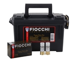 "Fiocchi 12 Gauge 2 3/4"" 00 Buckshot 9 Pellets 80 Rds in Ammo Can"