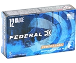 "Federal Power-Shok 12 Gauge Ammo 2-3/4"" 1oz. Hollow Point Slug"