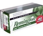 Remington UMC 22-250 Remington 45 Grain JHP Value Pack
