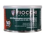 Fiocchi Canned Heat 223 Remington Ammo 55 Grain Full Metal Jacket
