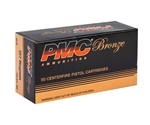 PMC Bronze 357 Magnum Ammo 158 Grain Jacketed Soft Point