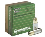 Remington Golden Saber 40 S&W 180 Grain Brass Jacketed HP