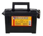 "Fiocchi 12 Gauge 2 3/4"" 1oz. Rifled Slugs 80 Rounds in Ammo Can"