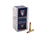 Fiocchi 22 WMR Ammo 40 Grain Jacketed Hollow Point