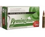 Remington UMC 223 Remington Ammo 55 Grain FMJ VP