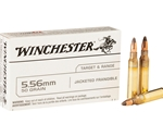 Winchester USA Frangible 5.56x45mm NATO 45 Grain JF