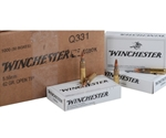 Winchester 5.56x45mm NATO 62 Grain Open Tip Match Lead Free