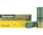 "Remington HV Magnum Turkey 12 Gauge Ammo 3 1/2"" 2oz #5 Shot CPL"