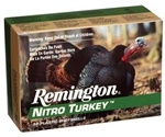 "Remington Nitro Turkey Magnum 12 Gauge Ammo 3 1/2"" 2oz #6 Shot CPL"