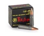 Tula Ammo 7.62x39mm Ammo 122 Grain Full Metal Jacket