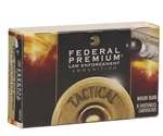 "Federal Law Enforcement 12 Ga Ammo 2-3/4"" Tactical TruBall Slug"